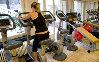 Fitness Centre Helvetia Thermal SPA